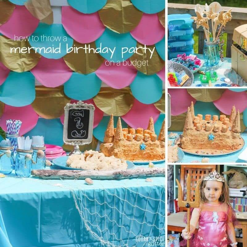 Mermaid Party Ideas 4 Year Old  At the Carnival DIY Kids' Party ⋆ Sugar Spice and Glitter