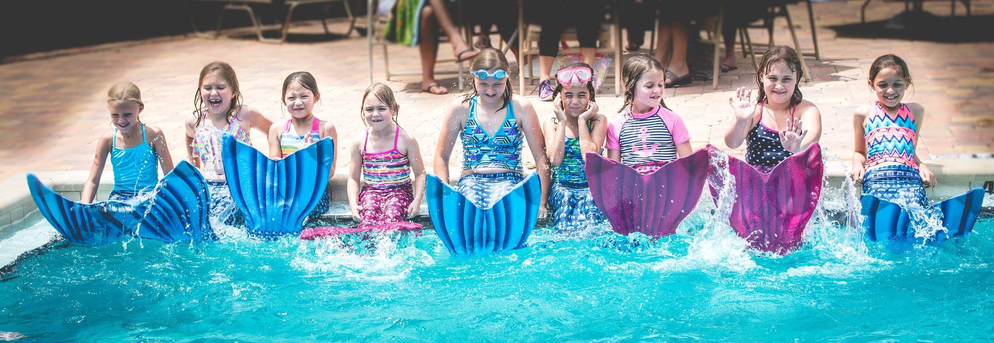 Mermaid Party Ideas 4 Year Old  Mermaid Birthday Party Bachelorette Party and Mermaid for