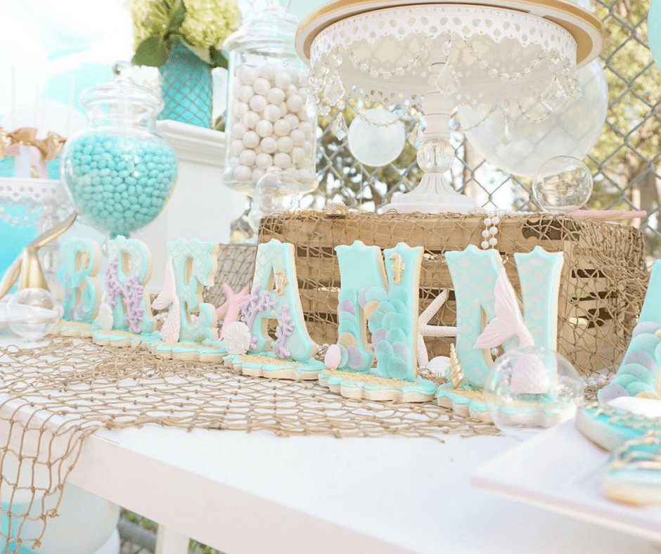 Mermaid Under The Sea Party Ideas  Magical Under the Sea Party Inspiration TINSELBOX