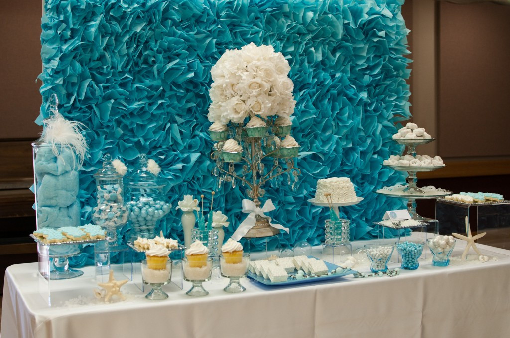 Mermaid Under The Sea Party Ideas  Vote April Party Finalists