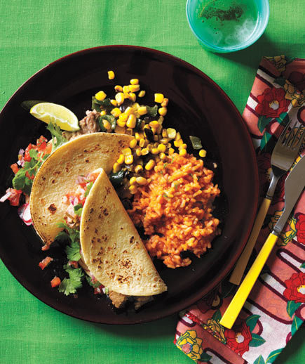 Mexican Dinner Party Menu Ideas  Mexican Dinner Party Menu Real Simple