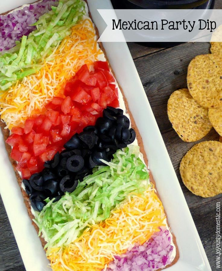 Mexican Dinner Party Menu Ideas  1000 ideas about Mexican Party Foods on Pinterest