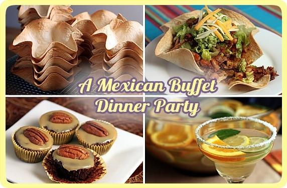 Mexican Dinner Party Menu Ideas  25 best ideas about Mexican buffet on Pinterest