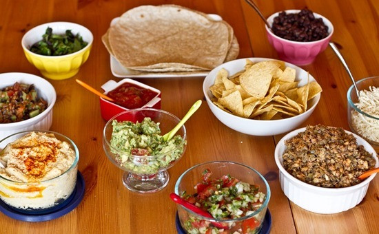 Mexican Dinner Party Menu Ideas  A Mexican Fiesta — Oh She Glows