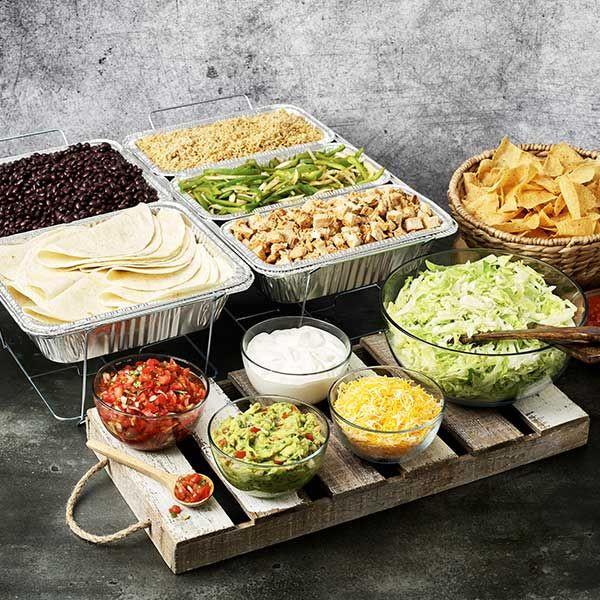 Mexican Dinner Party Menu Ideas  Catering panies in Utah Why choosing Rockwell Catering