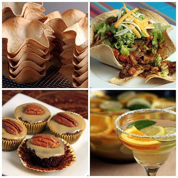 Mexican Dinner Party Menu Ideas  Best 25 Mexican buffet ideas on Pinterest