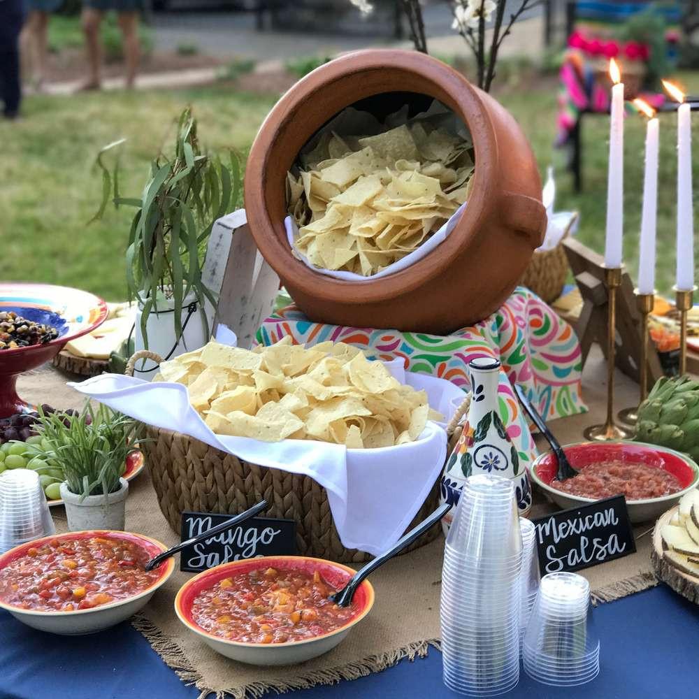 Mexican Dinner Party Menu Ideas  Fiesta Mexican Rehearsal Dinner Party Ideas