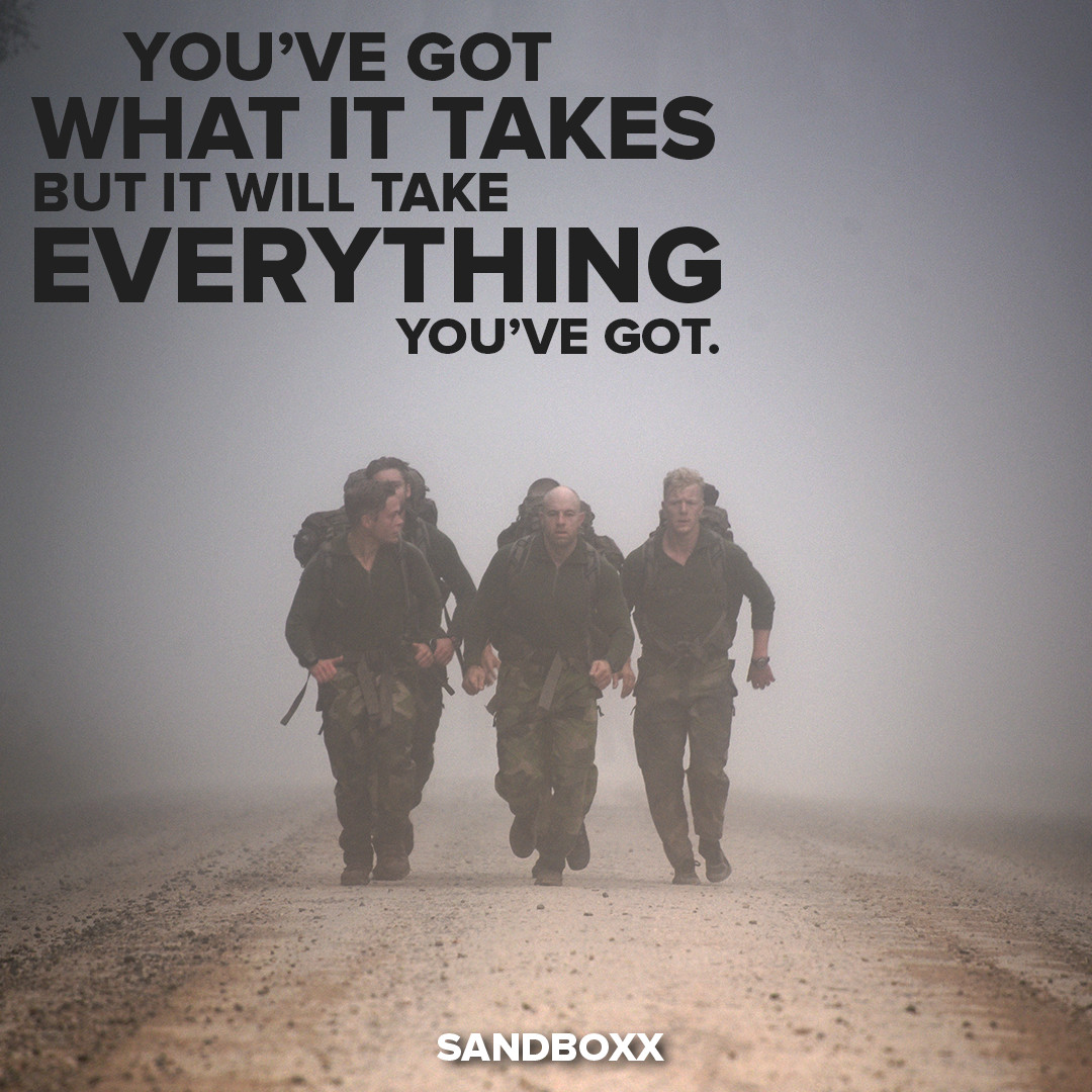Military Motivational Quotes  For my sons 20km in 2 5 hours