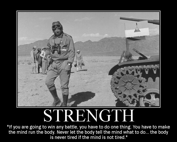 Military Motivational Quotes  George S Patton Motivational Posters