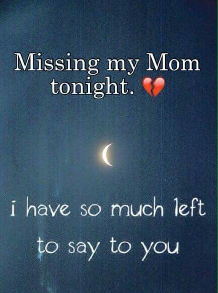 Missing My Mother Quotes  25 best Missing mom quotes ideas on Pinterest