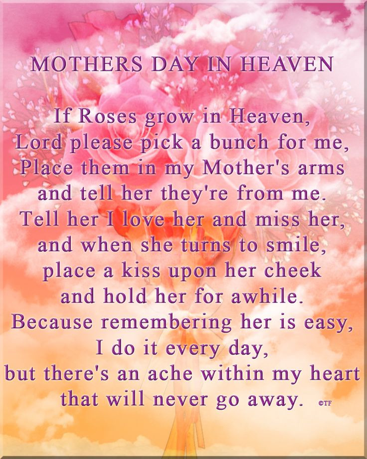 Missing My Mother Quotes  639 best Miss You Mom images on Pinterest