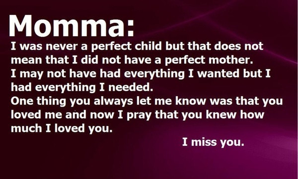 Missing My Mother Quotes  Missing My Mom Quotes And Sayings QuotesGram