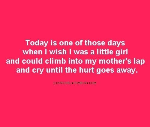 Missing My Mother Quotes  Best 25 I miss my mom ideas on Pinterest
