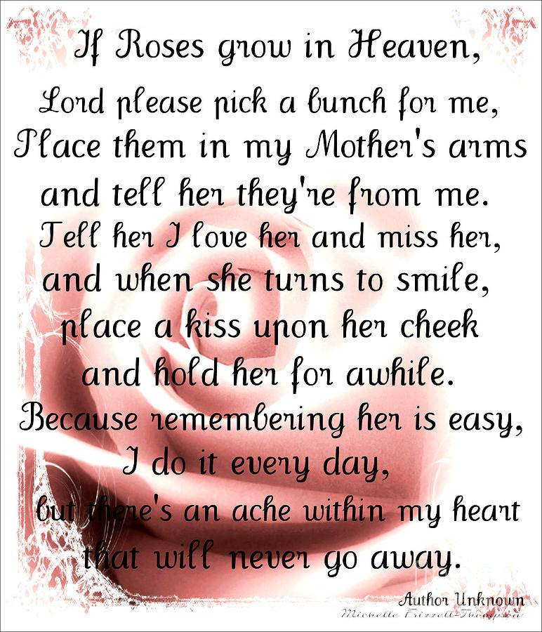 Missing My Mother Quotes  Missing My Mom Quotes QuotesGram