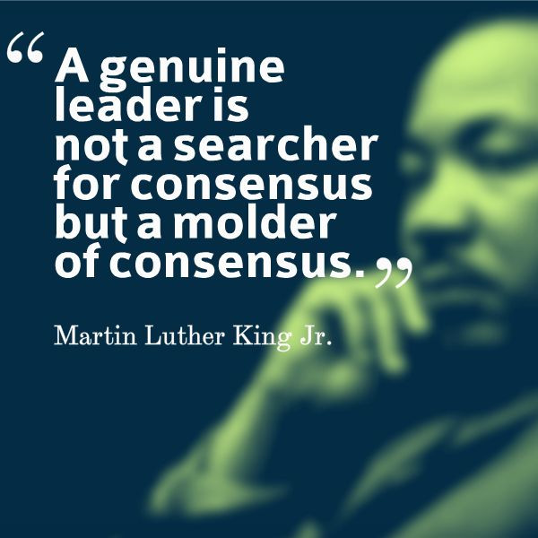Mlk Quotes Leadership  MLK Quote Leadership Words Quotes and Sayings