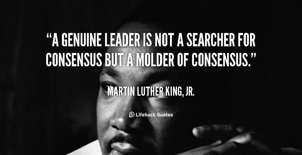 Mlk Quotes Leadership  Hope Martin Luther King Quotes QuotesGram