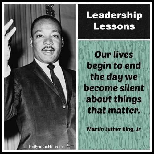 Mlk Quotes Leadership  Martin Luther King Leader Quotes QuotesGram