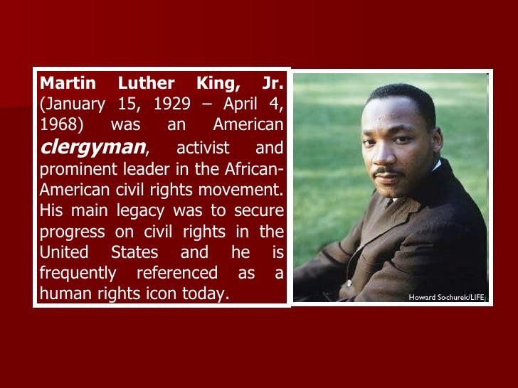 Mlk Quotes Leadership  Martine Luther King Style Leadership