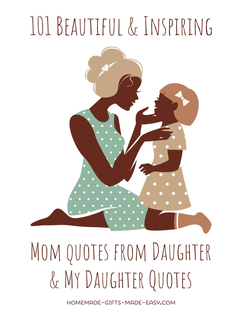 Mother And Child Quotes And Sayings  101 Best Mother Daughter Quotes For Cards and Speeches