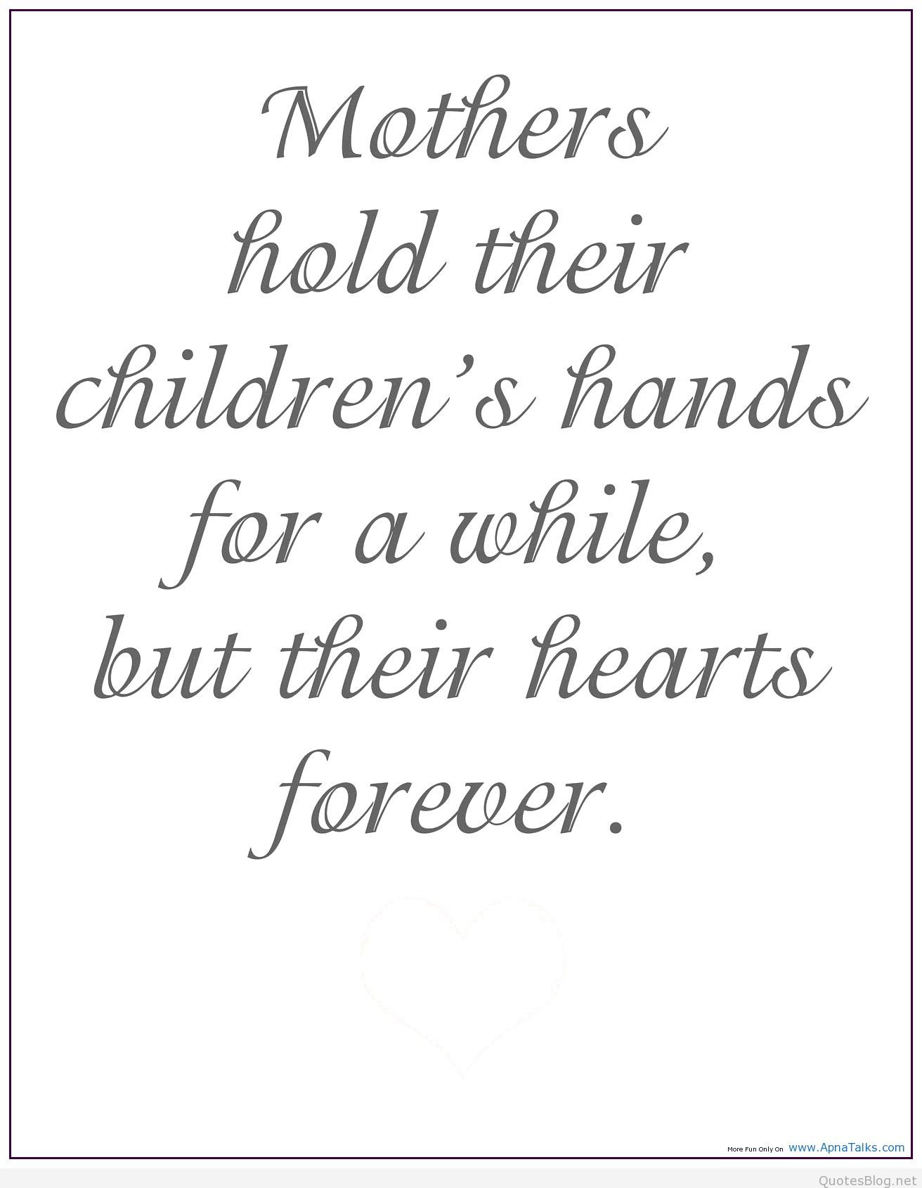 Mother And Child Quotes And Sayings  Happy children s day quotes sayings