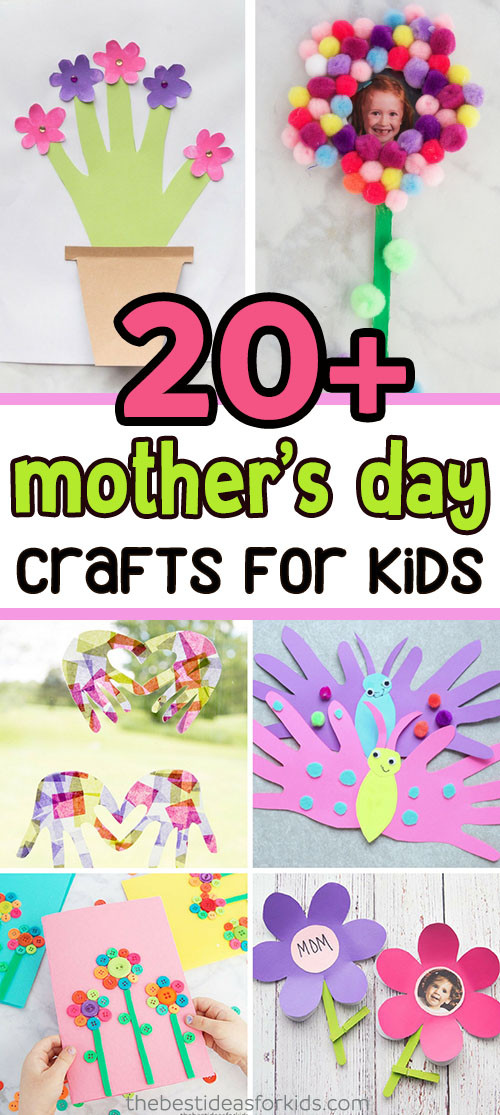 Mother Day Craft Ideas For Preschoolers  Mothers Day Crafts for Kids The Best Ideas for Kids