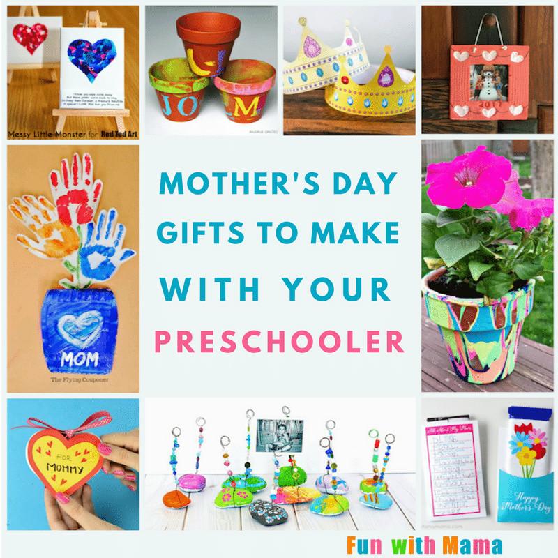 Mother Day Craft Ideas For Preschoolers  Best Mother s Day Crafts For Preschoolers Fun with Mama