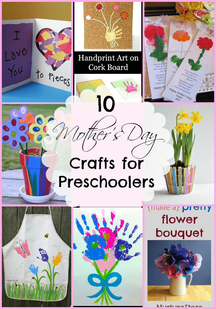 Mother Day Craft Ideas For Preschoolers  Fun Crafts for Kids – From ABCs to ACTs