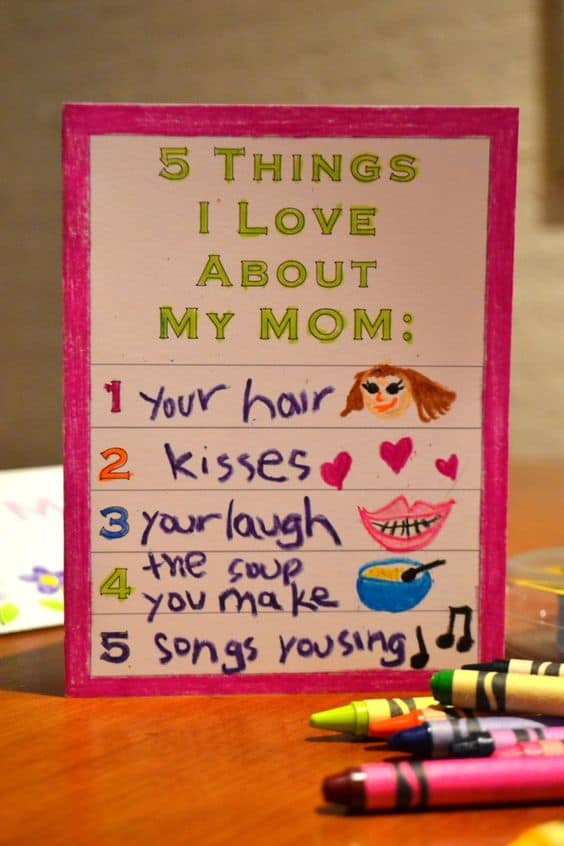 Mother Day Craft Ideas For Preschoolers  Mother s Day Craft Ideas For Preschoolers