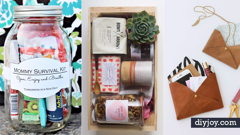 Mother'S Day Gift Ideas DIY  45 Inexpensive DIY Mothers Day Gift Ideas