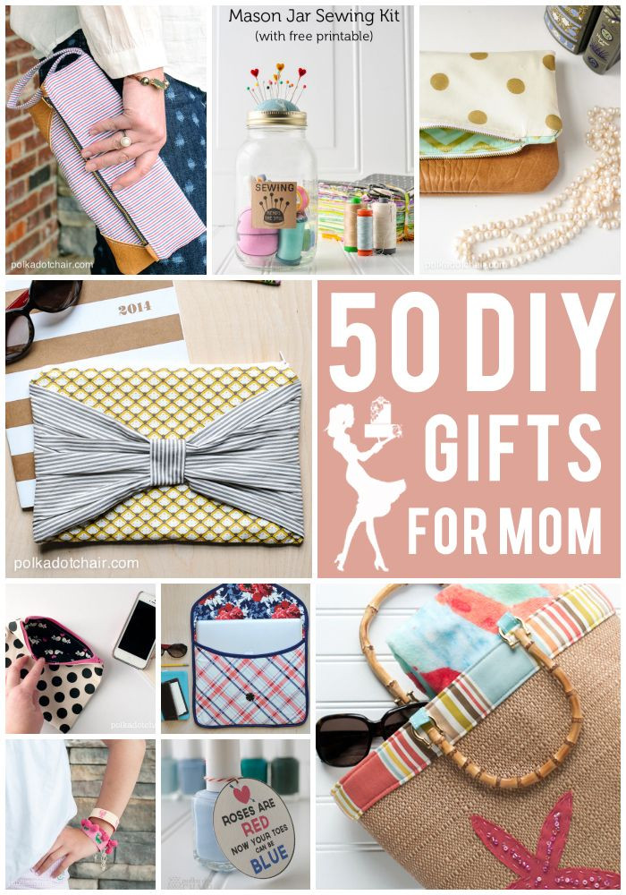 Mother'S Day Gift Ideas DIY  50 DIY Mother s Day Gift Ideas
