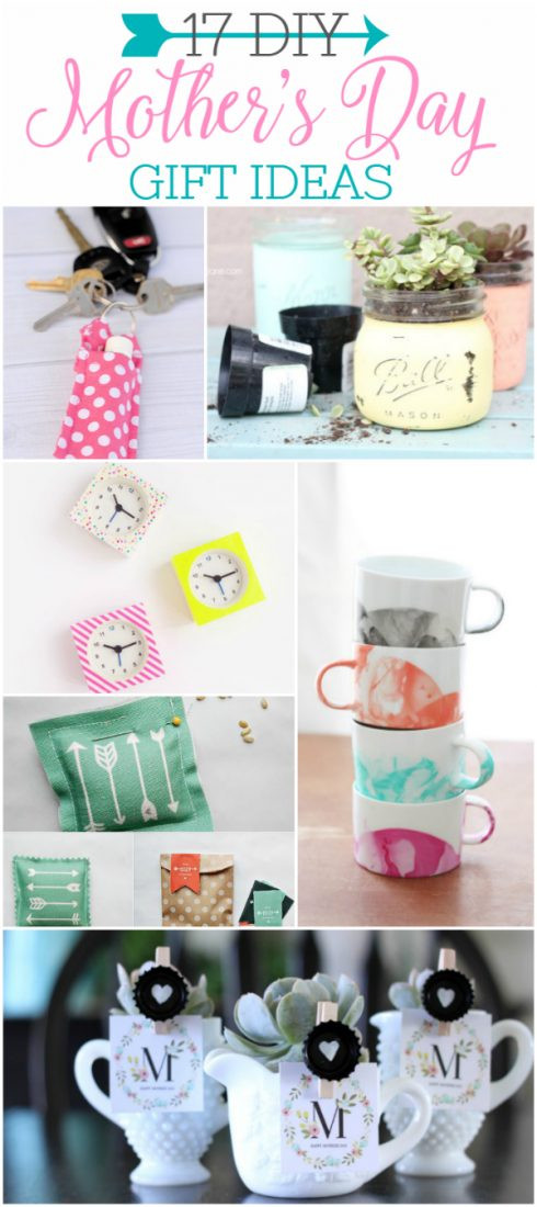 Mother'S Day Gift Ideas DIY  17 DIY Mother s Day t ideas she ll actually use