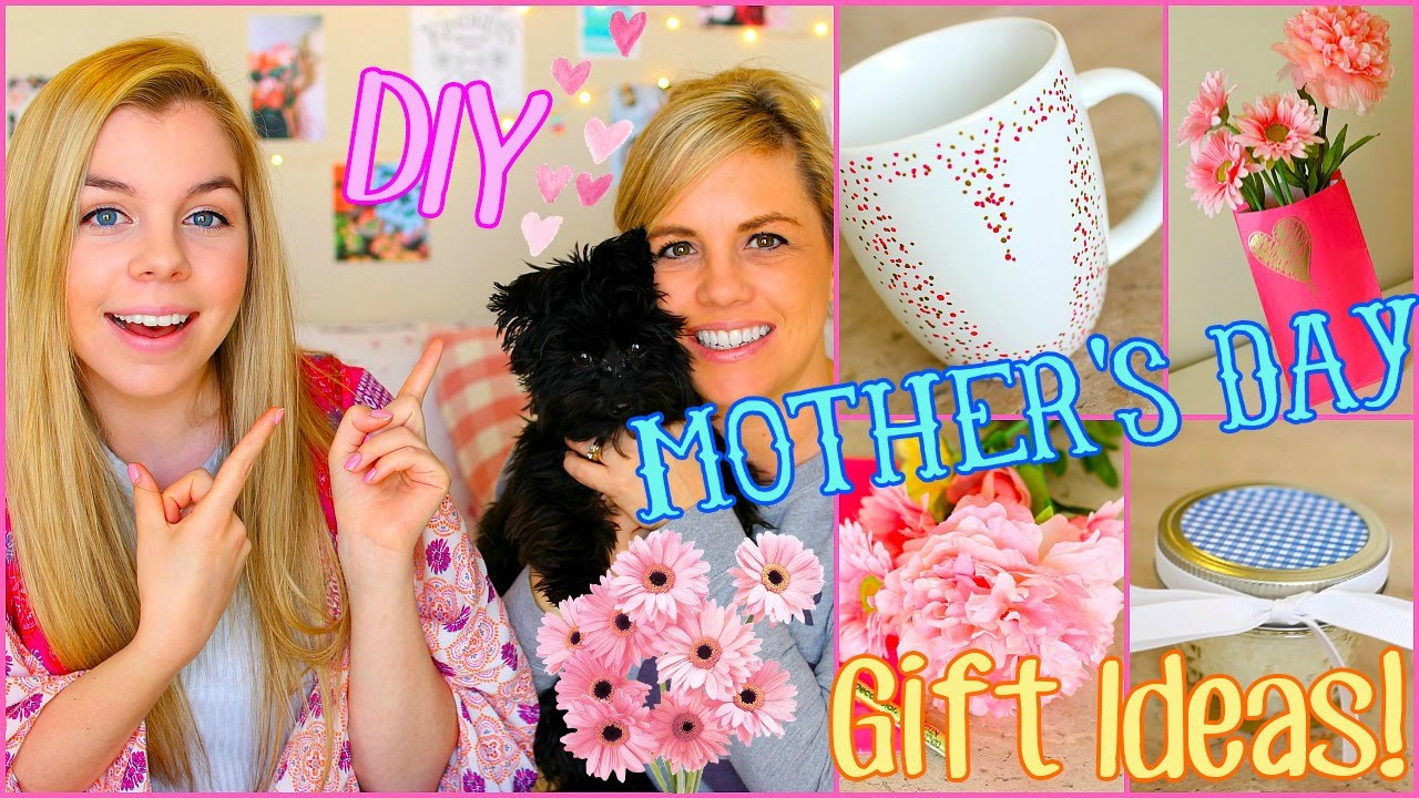 Mother'S Day Gift Ideas DIY  DIY Mother s Day Gift Ideas