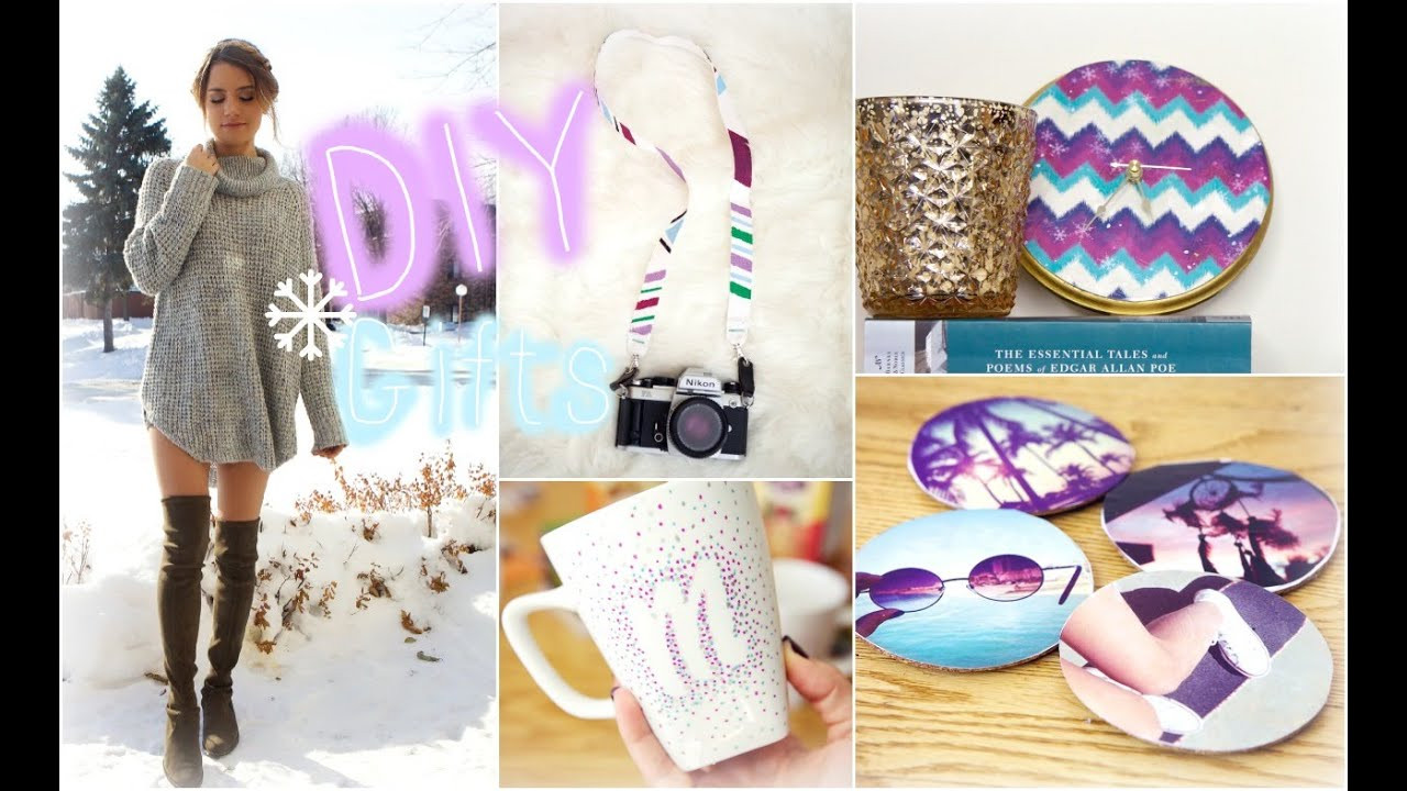 Mother'S Day Gift Ideas DIY  DIY Gift Ideas
