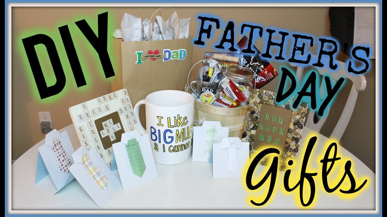 Mother'S Day Gift Ideas DIY  Father s Day DIY Gift Ideas