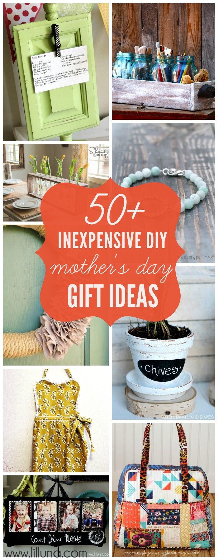 Mother'S Day Gift Ideas DIY  Mother s Day Gift Ideas