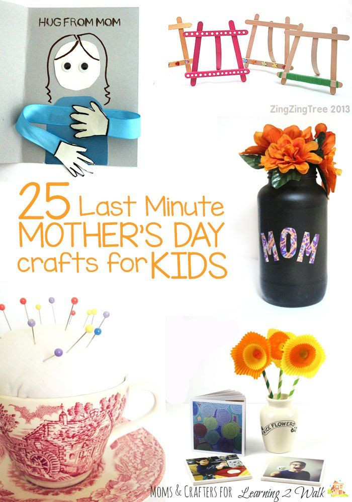 Mother'S Day Gift Ideas From Kids  98 best images about Kids Mother s Day Activities on