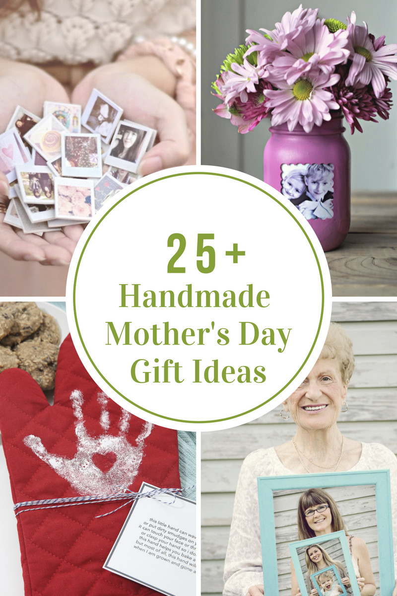 Mother'S Day Gift Ideas From Toddlers  43 DIY Mothers Day Gifts Handmade Gift Ideas For Mom