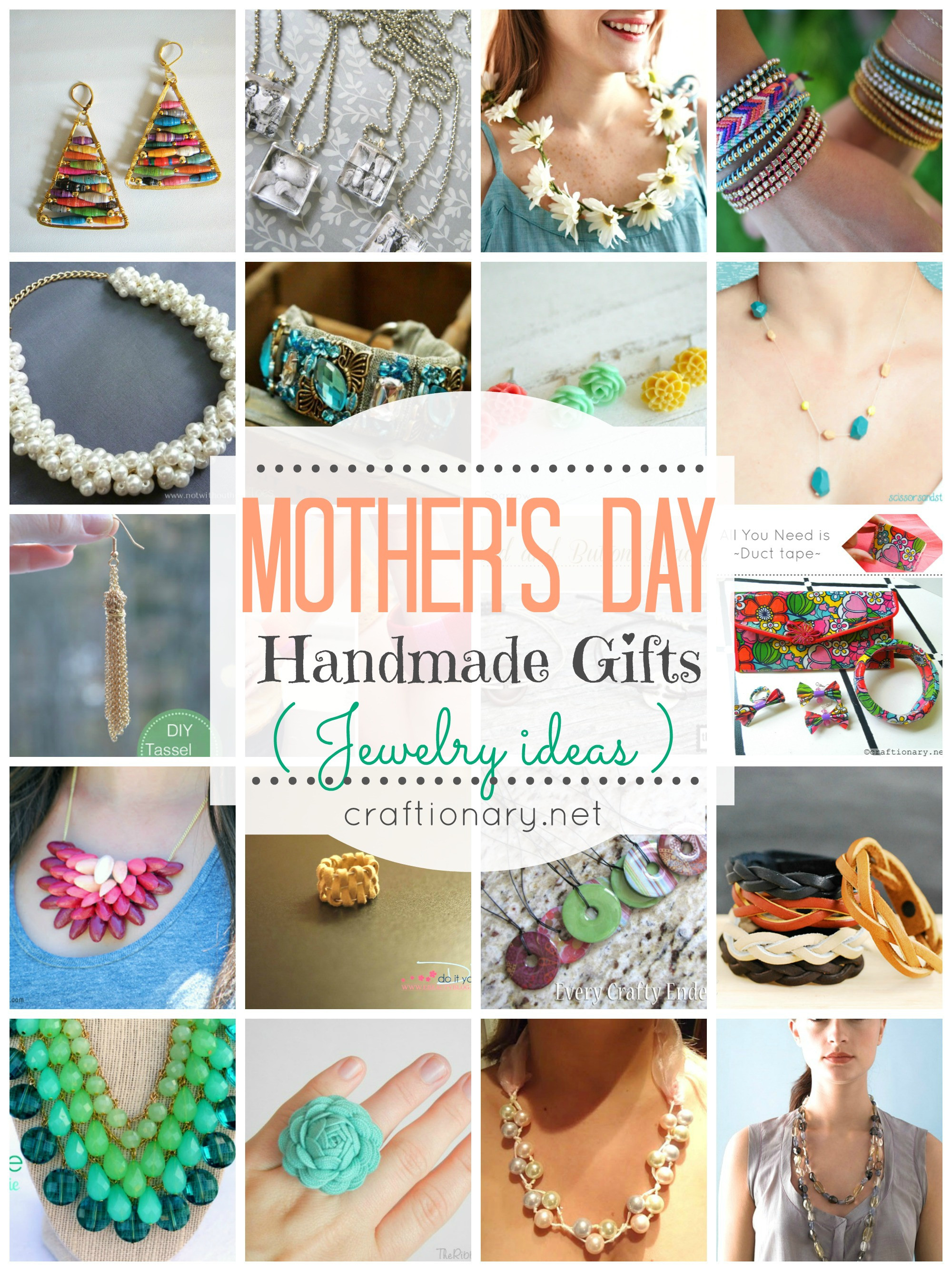 Mother'S Day Jewelry Gift Ideas  Craftionary