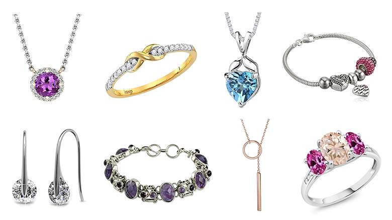 Mother'S Day Jewelry Gift Ideas  Top 10 Best Valentine's Day Jewelry Gift Ideas 2018