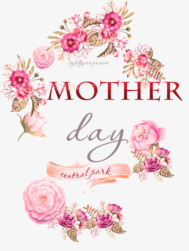 Mother'S Day Quotes  Mother s Day Promotional Elements Psd Mother s Day