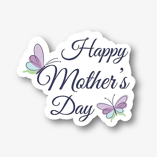 Mother'S Day Quotes  Mother s Day Pattern White Mother s Day English PNG