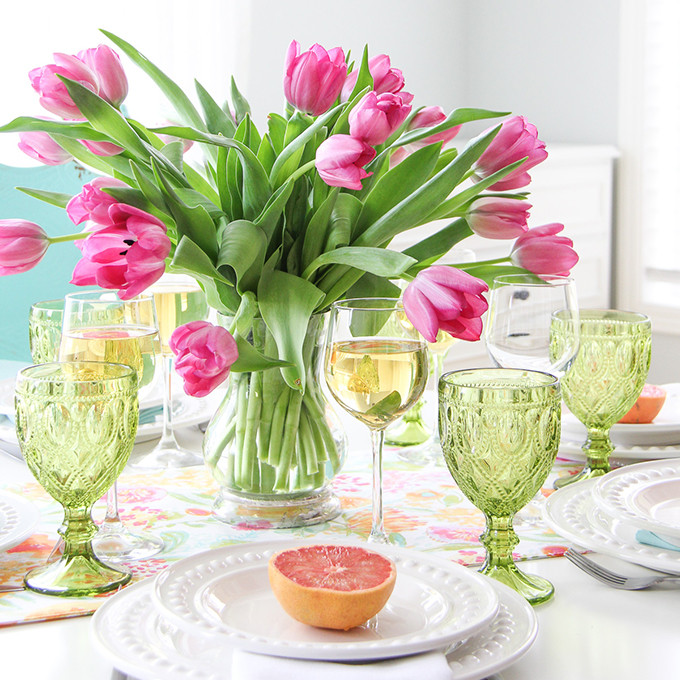 Mother'S Day Quotes  Mother 039 s Day Brunch Table Setting A Pretty Life In The