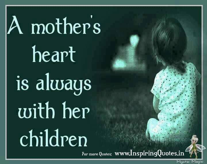 Mother'S Love For A Child Quotes  MOTHER QUOTES image quotes at hippoquotes