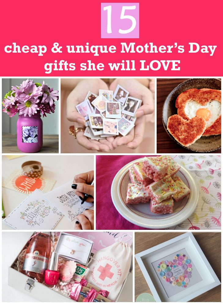Mothers Day Unique Gift Ideas  1000 ideas about Unique Mothers Day Gifts on Pinterest