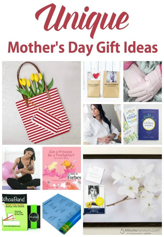Mothers Day Unique Gift Ideas  Mothers Day Gift Guide Unique Gift Ideas for Women