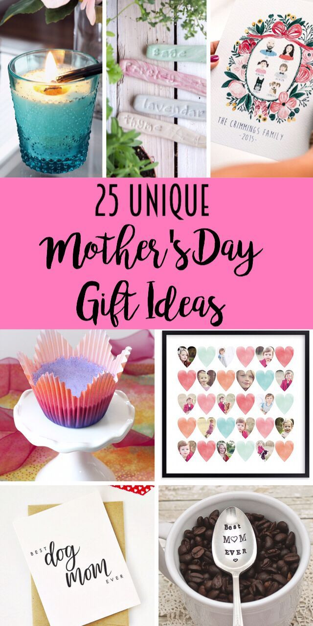 Mothers Day Unique Gift Ideas  198 Best images about for mom on Pinterest