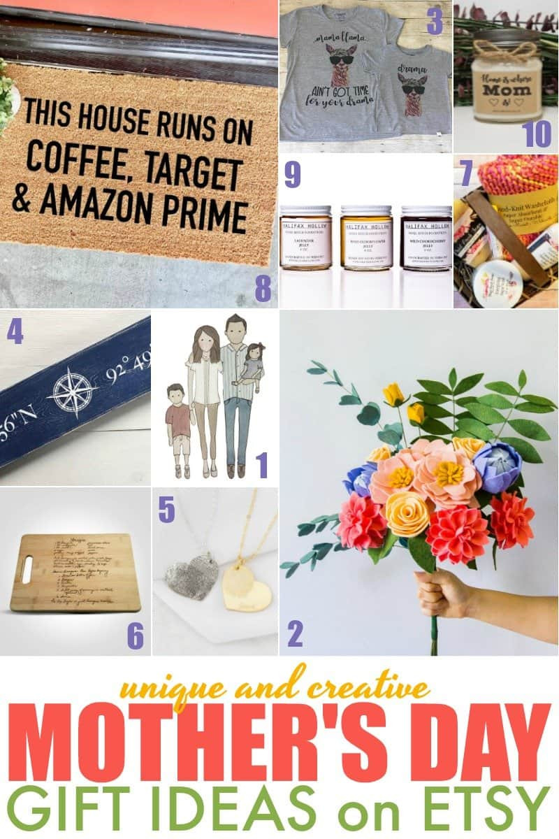 Mothers Day Unique Gift Ideas  Unique Mother s Day Gifts 2018 Top 10 Creative Ideas