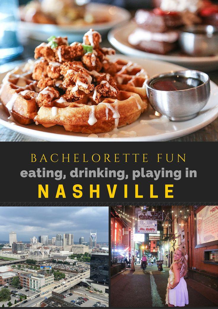 Nashville Bachelorette Party Ideas  25 Best Ideas about Nashville Bachelorette Parties on