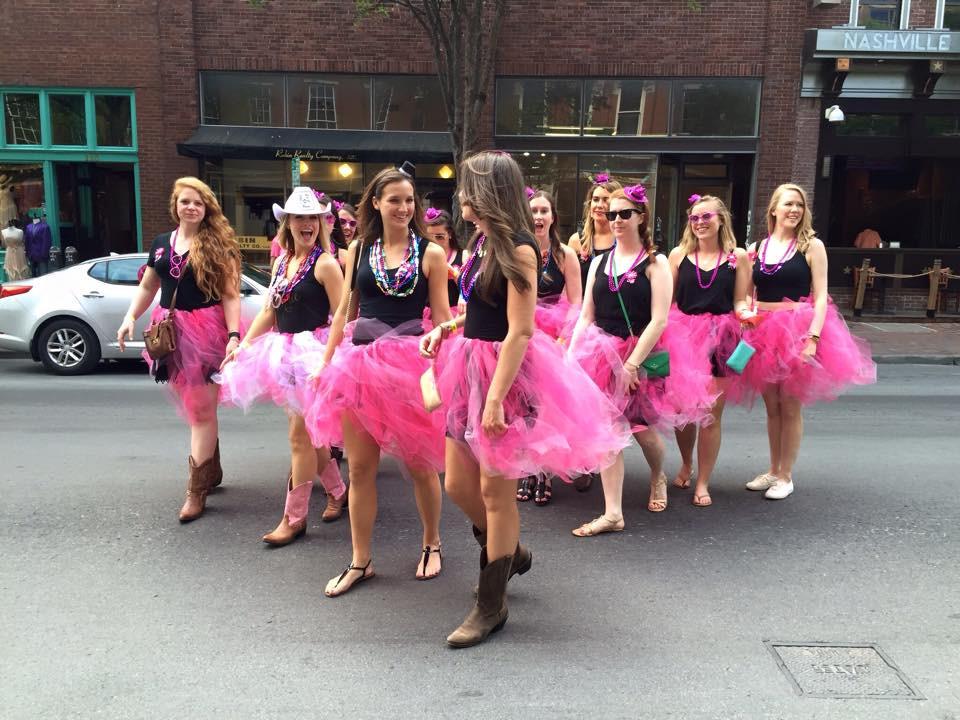Nashville Bachelorette Party Ideas  10 Reasons Why Nashville is the Ultimate Bachelorette