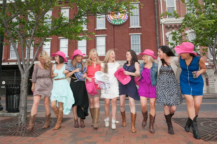 Nashville Bachelorette Party Ideas  Nashville The Bachelorette Party Destination